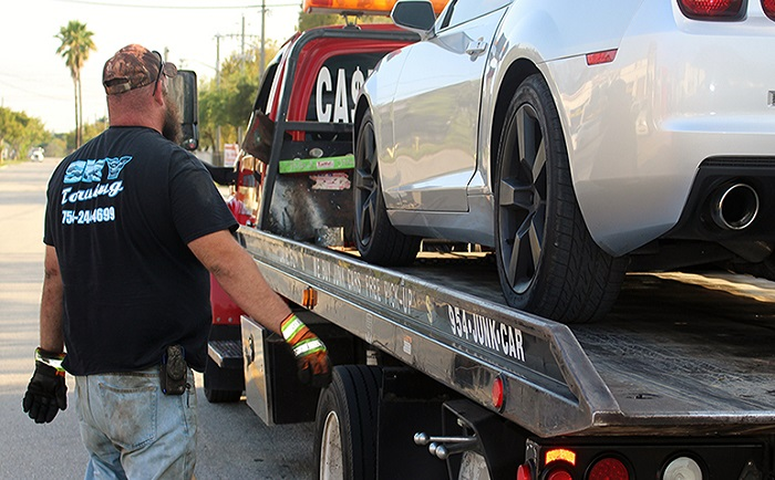 Towing Company Miami, FL 33167